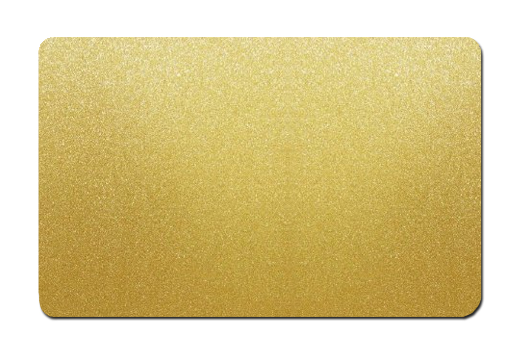 Metallic Cards Manufacturers Uae Blank Gold Silver Pvc Cards
