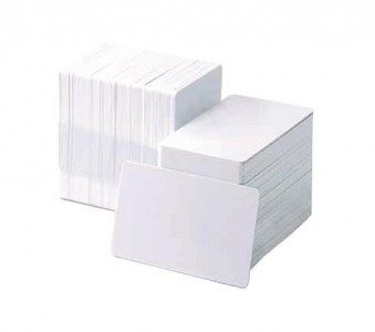 White Blank PVC Cards , PACTO ID Cards ,